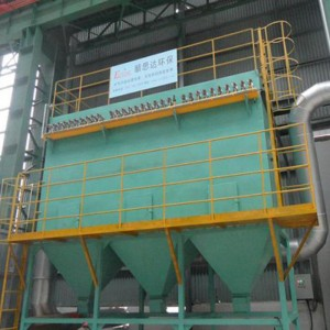 High Concentration pulse tube-filter dust collector