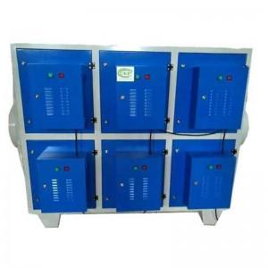 Low temperature plasma VOC purifier