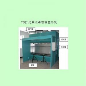 Wet Purification Spraying Room