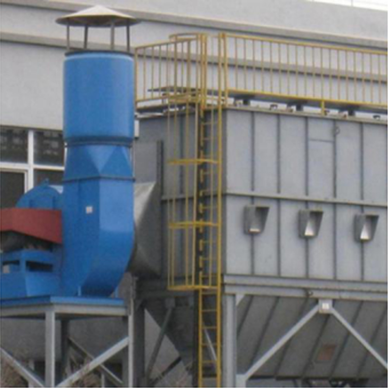 Air Box Pulse Dust Collector Featured Image