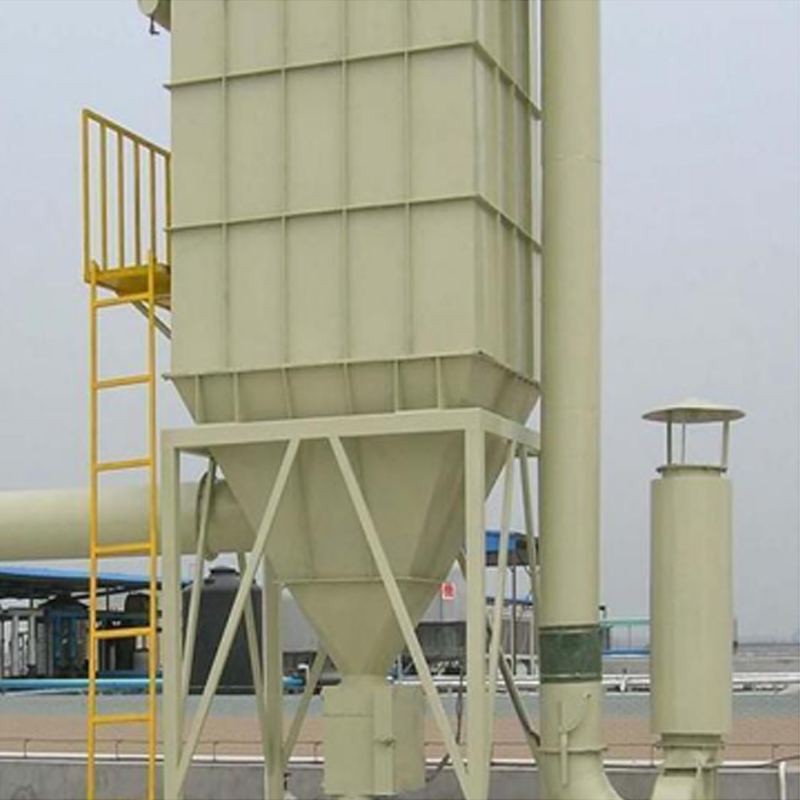 Mc Pulse Bag Dust Collector Featured Image